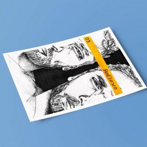 Postal Reflexo | Vicente